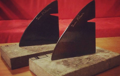 Two awards from the first public screening of the film, in Gran Canaria!